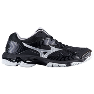 finest selection 257f4 1a343 Mizuno Wave Bolt 7 - Women's - Volleyball - Shoes - Black/Silver
