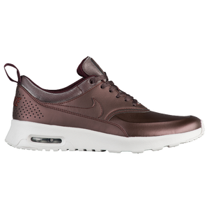 Nike Air Max Thea Women S Running Shoes Metallic Mahogany