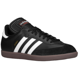 Danube Children's day Seminary  adidas Samba Classic - Men's - Soccer - Shoes - Black/White