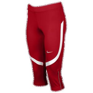 d4c11691 Nike Team Power Stock Race Day Capris - Women's - Track & Field ...