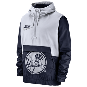 online store 5da26 4ffb2 Nike MLB Workout 1/2 Zip Anorak Jacket - Men's - Baseball ...