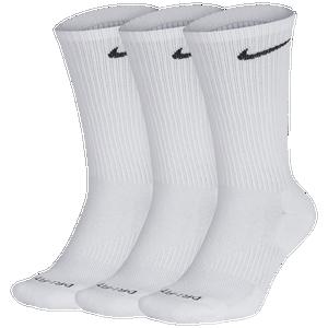 425389b31117e Nike 3 Pack Dri-FIT Plus Crew Socks - Men's - Training - Accessories ...