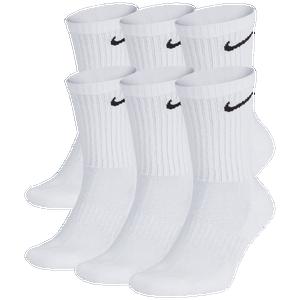 Nike 6 Pack Performance Cotton Crew Socks - Men's
