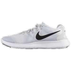 size 40 0a2de 197cd Nike Free RN 2017 - Women s - Running - Shoes - White Black Pure Platinum