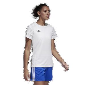 adidas Team Squadra 17 Short Sleeve Jersey - Women's - Soccer ...