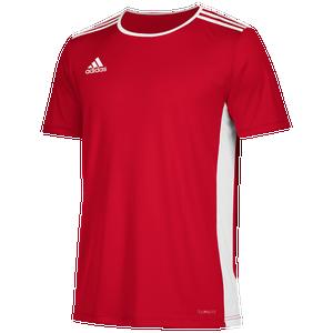 adidas Team Entrada 18 S/S Jersey - Men's - Soccer - Clothing ...