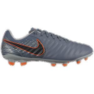 vapor Puñado Arrepentimiento  Nike Tiempo Legend 7 Academy FG - Men's - Soccer - Shoes - Armory  Blue/Black/Wolf Grey