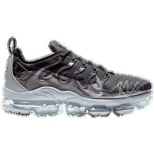 buy popular 8755f 69cf3 Nike Air Vapormax Plus - Men's - Casual - Shoes - Black/Wolf ...