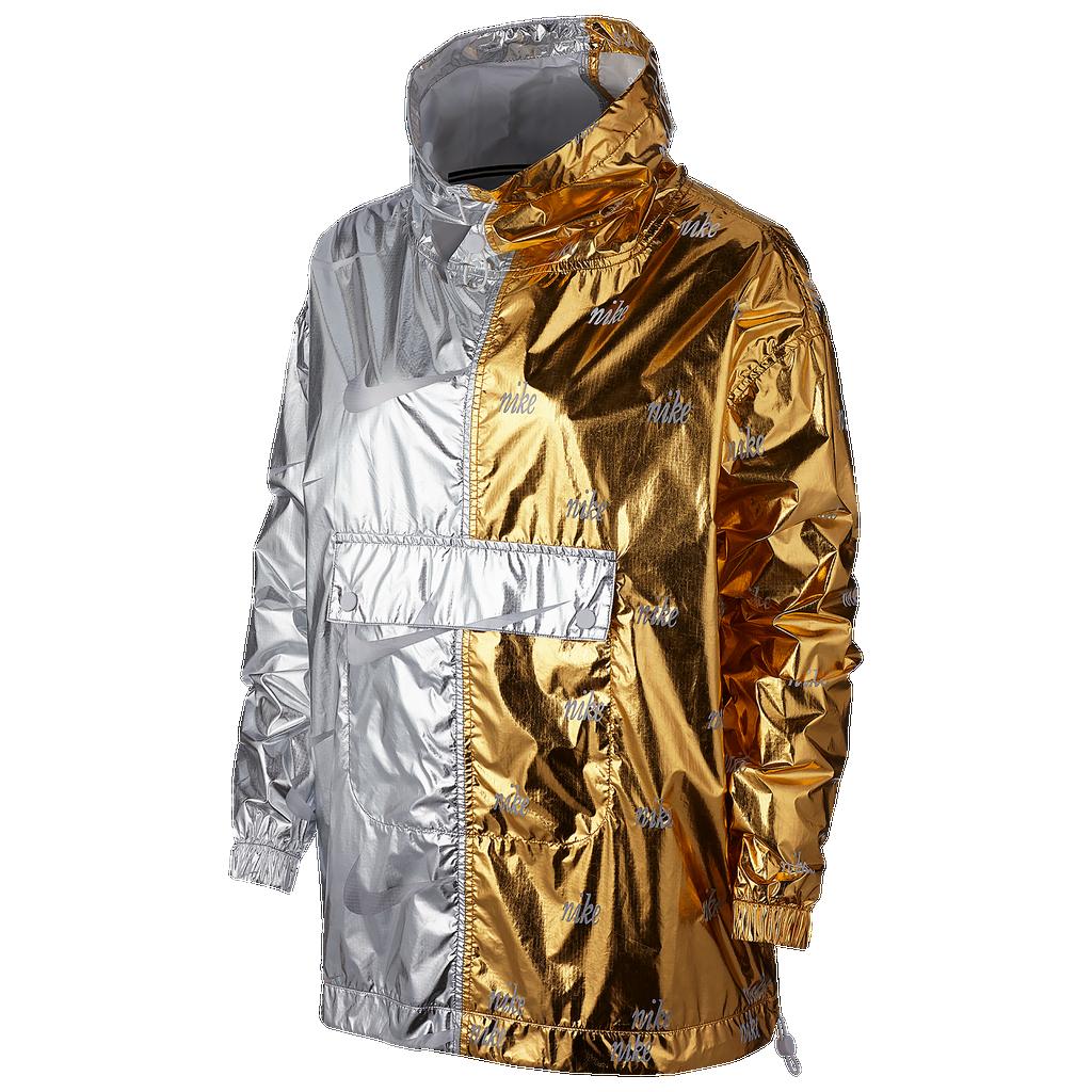 Nike Metallic Clash Jacket by Foot Locker