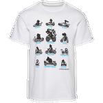 Mario Characters Grid T-Shirt - Men's