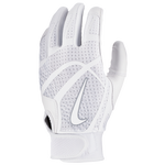 Nike Hyperdiamond Edge Batting Gloves - Grade School