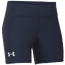 "Under Armour Team On The Court 4"" Shorts - Girls' Grade School"