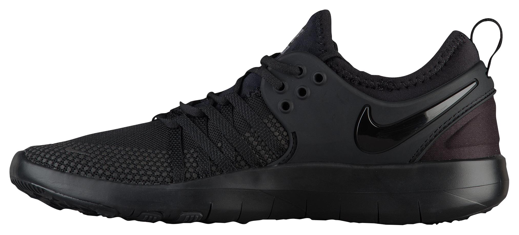 Femmes Nike Libre Tout Noir