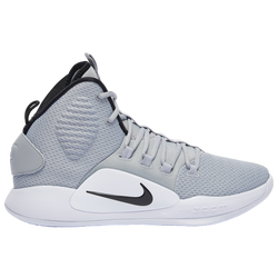 online store c643a 86b56 Nike Hyperdunk X Mid - Mens - Wolf Grey Black White