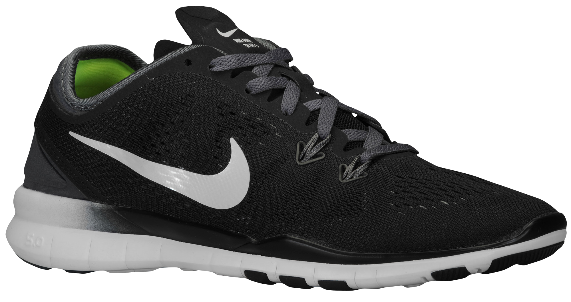 Nike Free 5.0 Tr Adapter 5 Clipart Noir Et Blanc