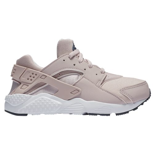 New Girls Nike Huarache Run - Preschool - Particle Rose/Particle Rose/Thunder Blue