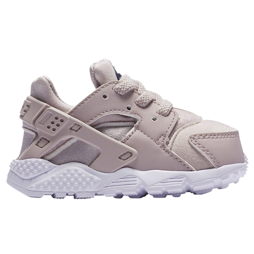 New Kids Nike Huarache Run - Girls Toddler - Particle Rose/Particle Rose/Thunder Blue