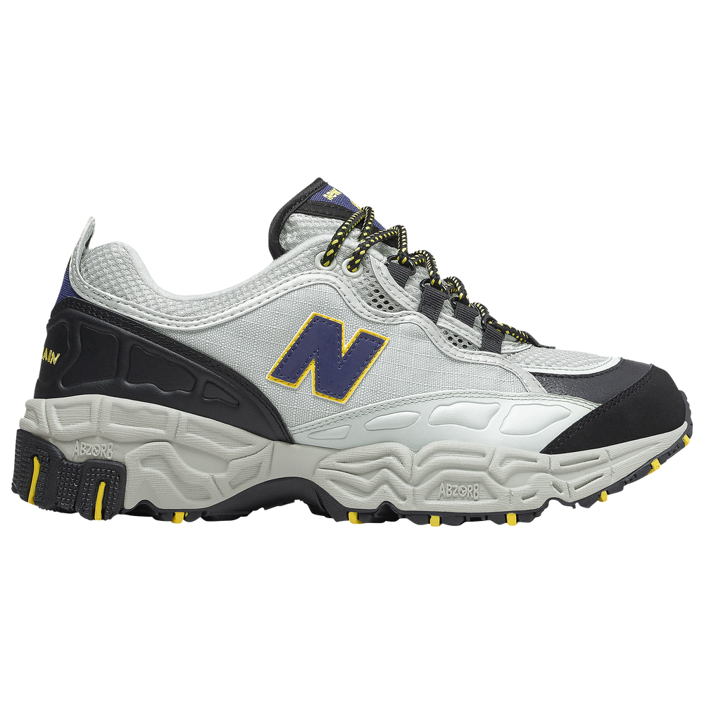 New Balance 801 - Mens / Grey/Blue/Yellow