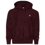 Champion Marled Small C Pullover Hoodie - Men's