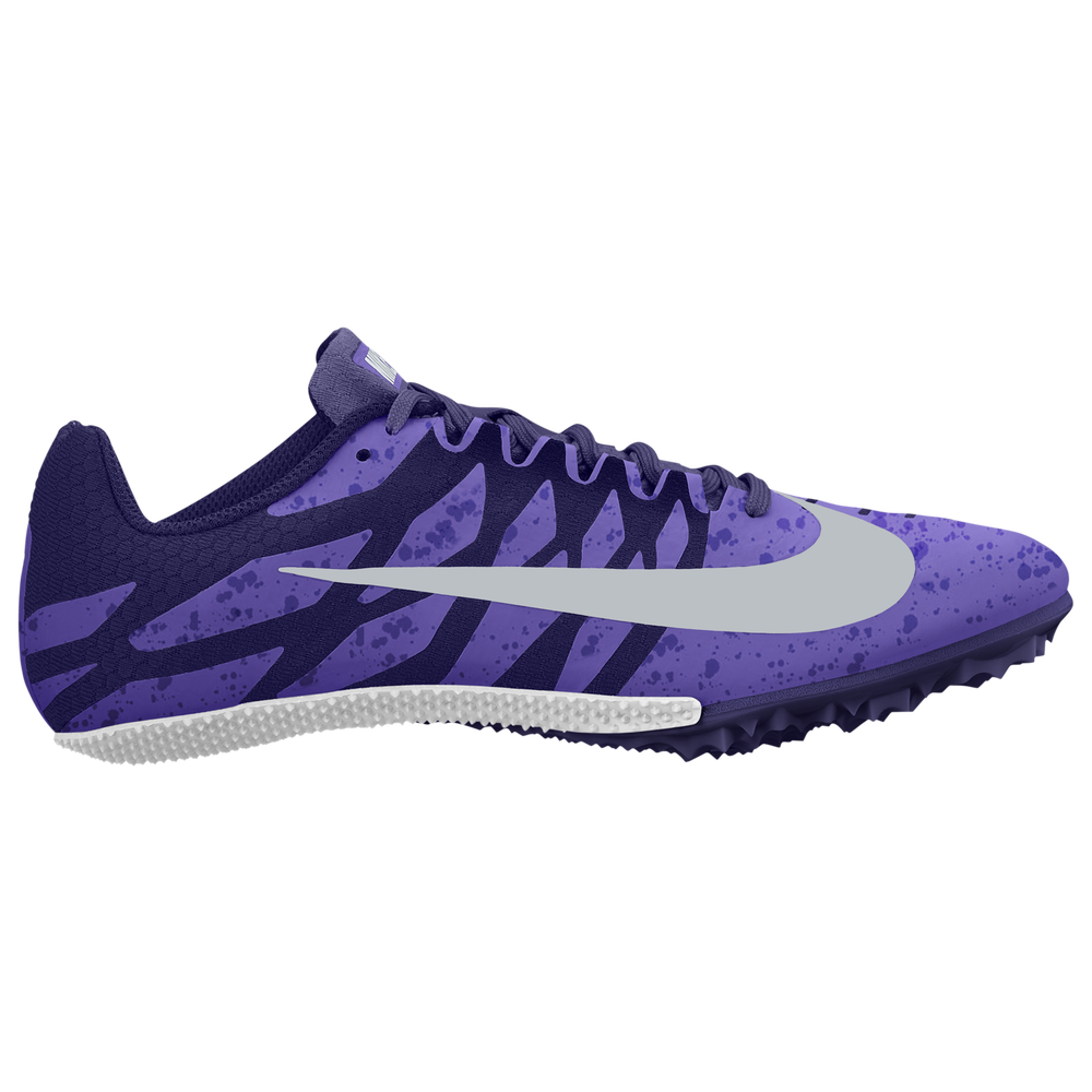 Nike Zoom Rival S 9 - Womens / New Orchid/Metallic Silver/Psychic Purple