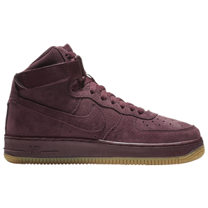 Nike Air Force 1 Mid Kids Basketball Shoes BlackBlack