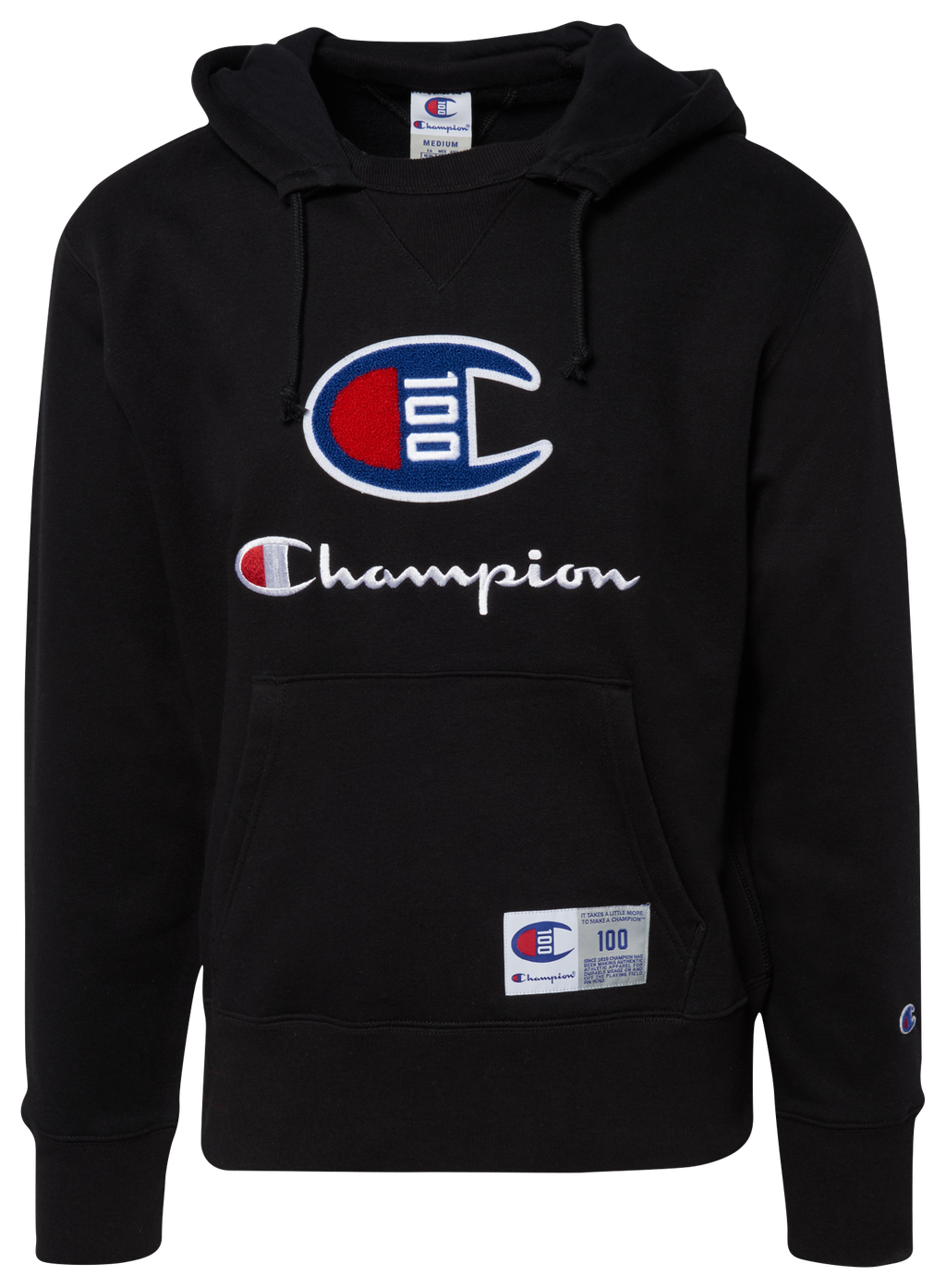 Champion Century Pullover Hoodie by Undefined