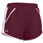 Under Armour Team Fly By Shorts - Women's
