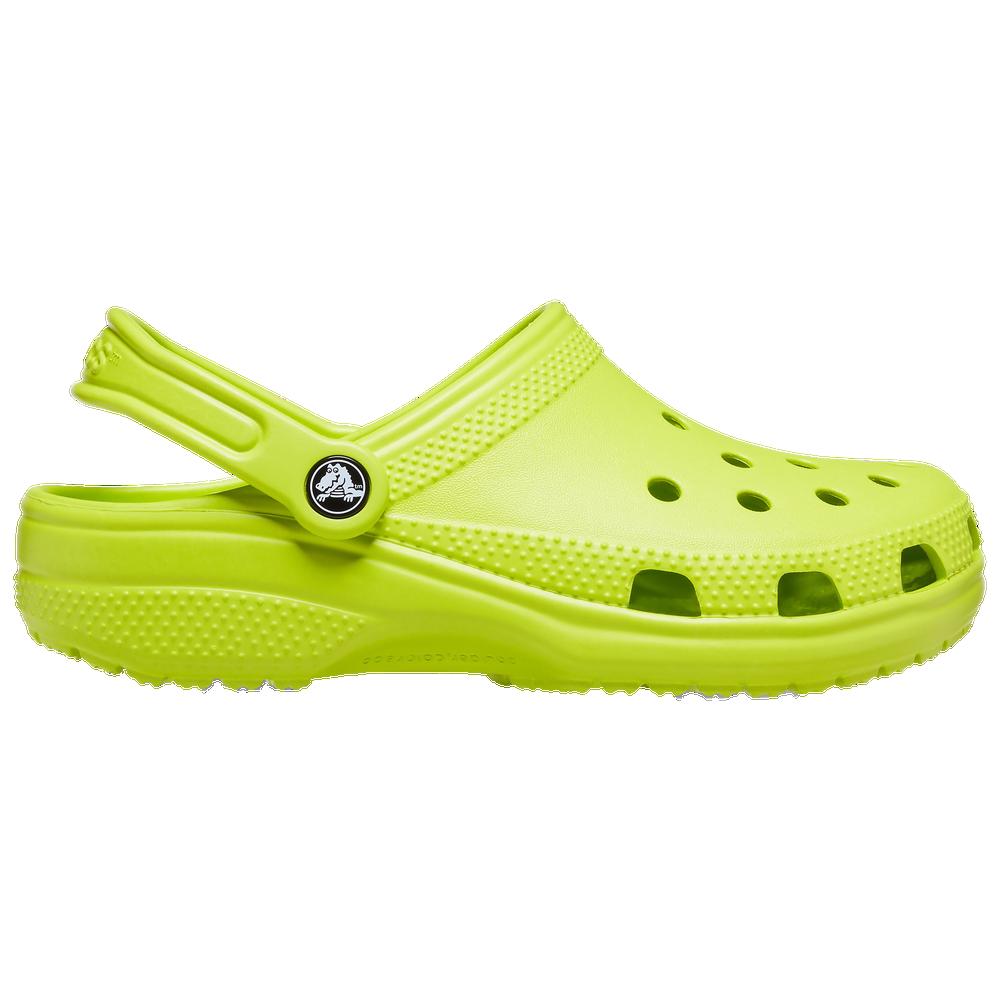 Crocs Classic - Womens / Lime/Lime