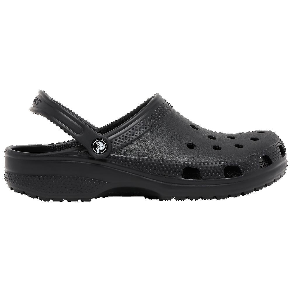 Crocs Classic Clog - Mens / Black/Black