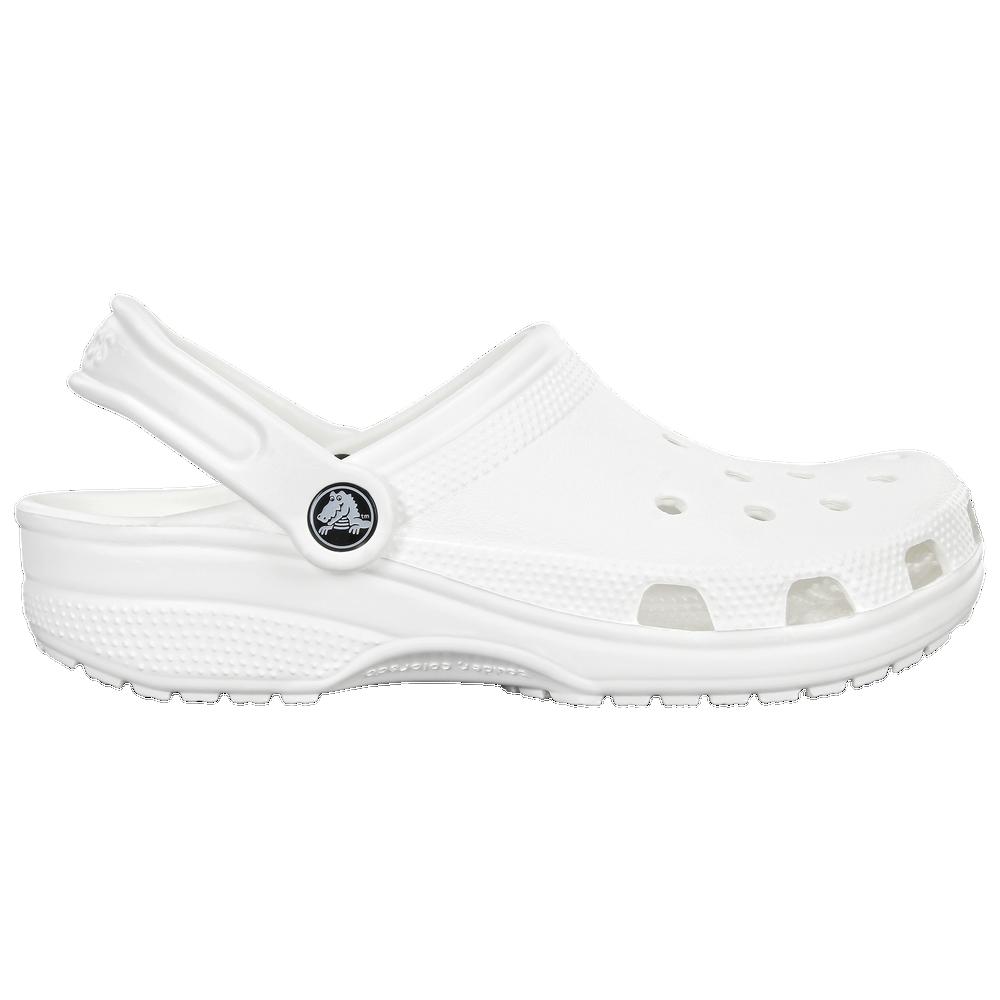 Crocs Classic Clog - Mens / White/White