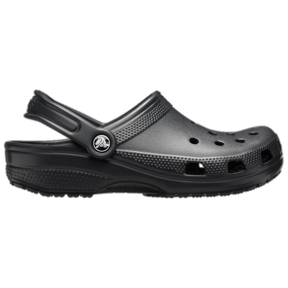 Crocs Classic Clog - Womens / Black/Black