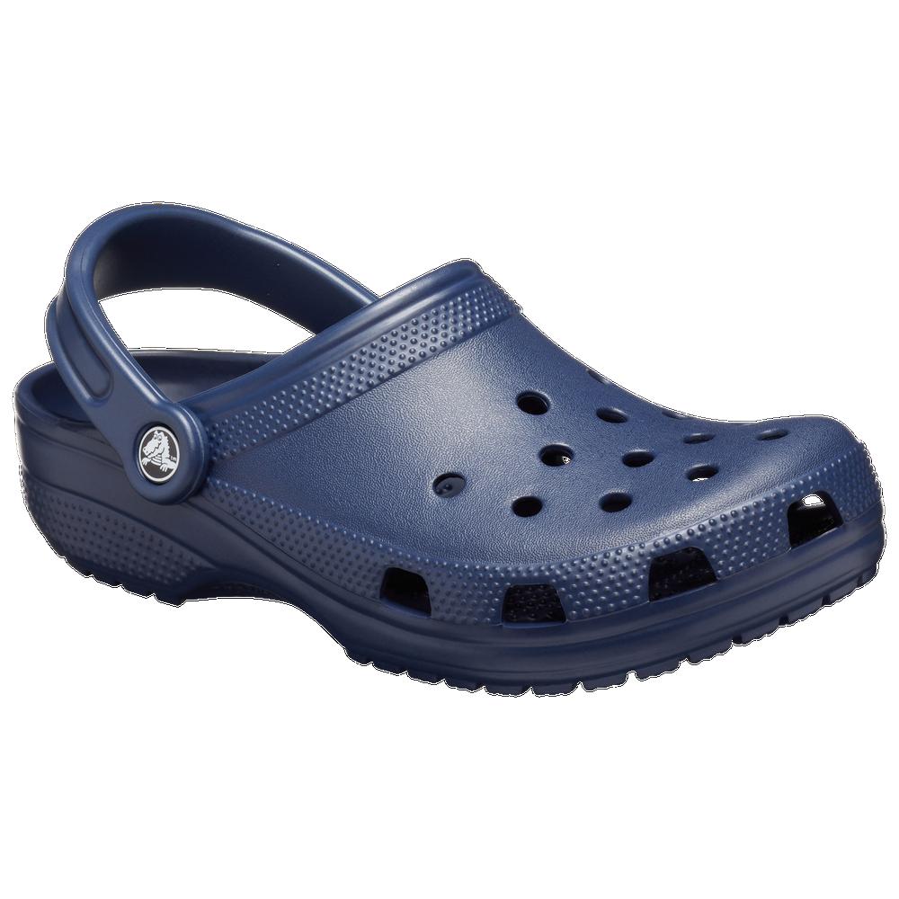 Crocs Classic Clog - Mens / Navy/Navy