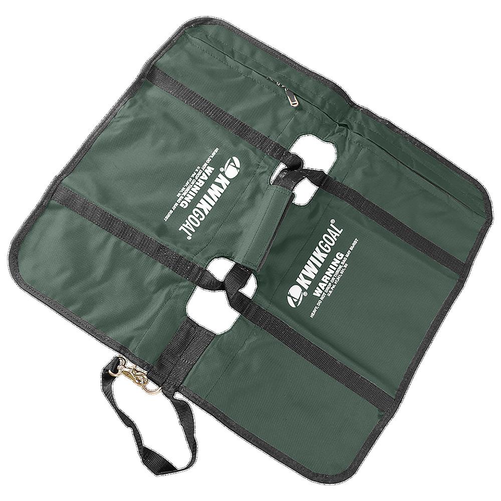 Kwik Goal Saddle Anchor Bag / Black