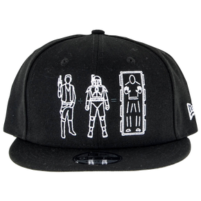 736d9696 New Era Star Wars Solo Math Cap - Men's