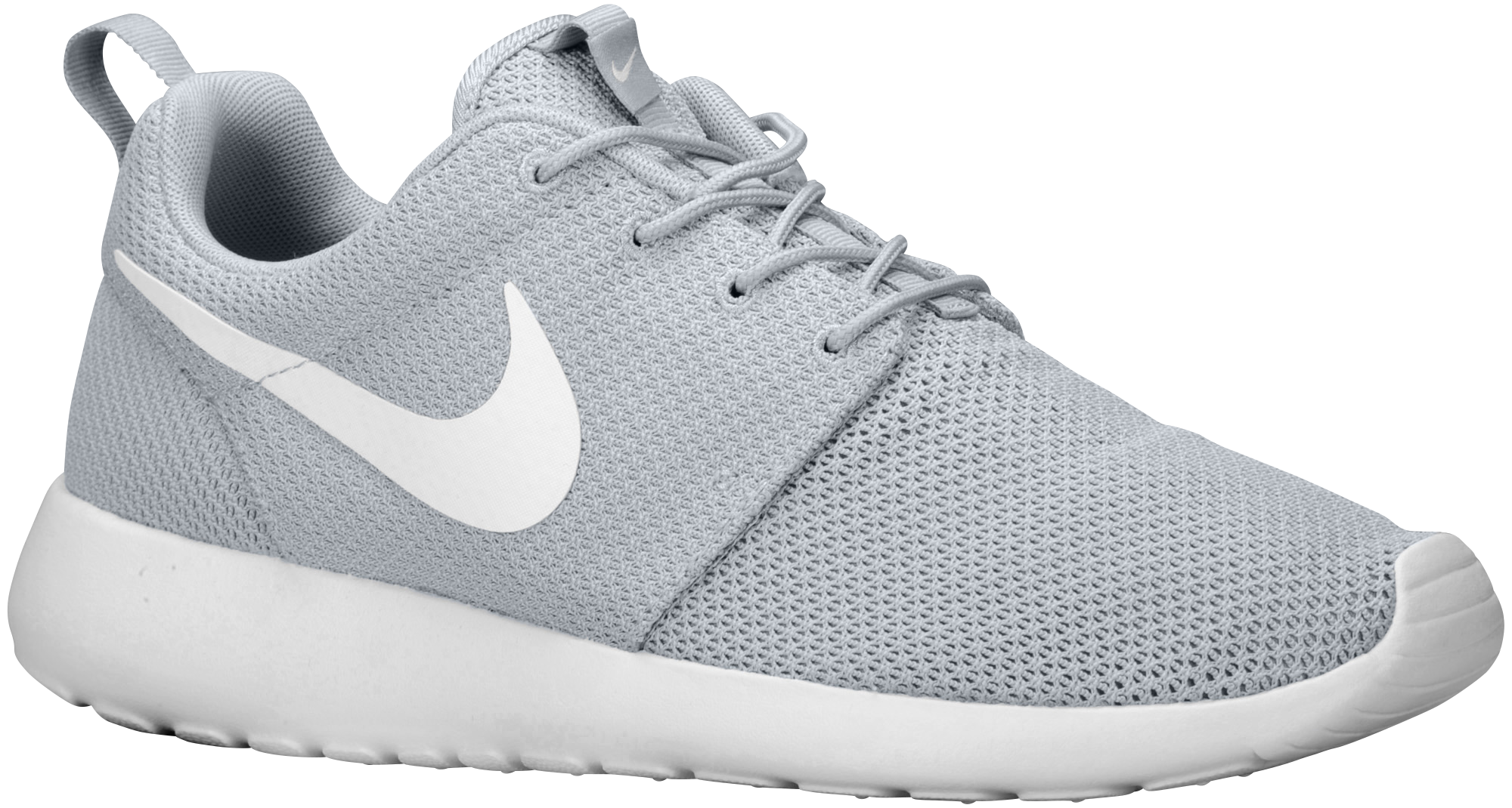 black and gray roshes