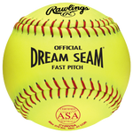 Rawlings Dream Seam ASA Fastpitch Softballs - Women's