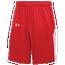 Under Armour Team Fury Shorts - Boys' Grade School