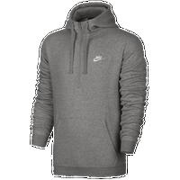 eastbay.com deals on Nike Club Half Zip Fleece Hoodie