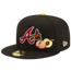 New Era Atlanta Braves x Offset Fitted Cap - Men's