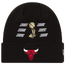 New Era NBA Patches Knit Beanie - Men's