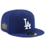 New Era MLB 59Fifty 2020 World Series Side Patch - Men's