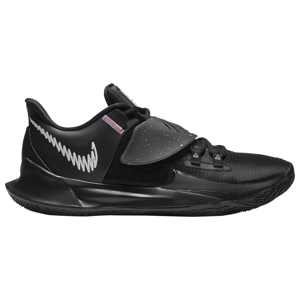 Nike Kyrie Low 3 - Mens / Kyrie Irving | Black/Metallic Silver/Black