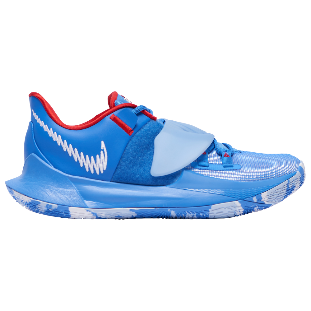 Nike Kyrie Low 3 - Mens / Kyrie Irving | Pacific Blue/White