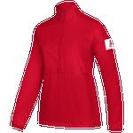 adidas Team Game Mode L/S 1/4 Zip Jacket - Women's