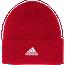 adidas Team Cuffed Knit Beanie - Men's