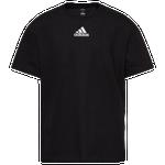 adidas Team Amplifier Short Sleeve T-Shirt - Boys' Grade School