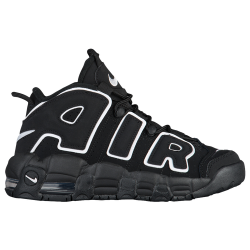 Nike Suedes BOYS NIKE AIR MORE UPTEMPO