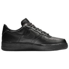 men's nike air force 1 low black nz