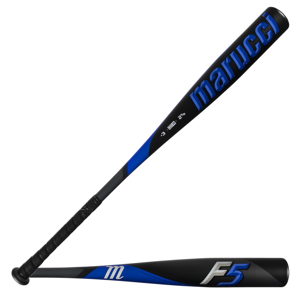 Marucci F5 BBCOR Baseball Bat - Mens / Black   -3 oz