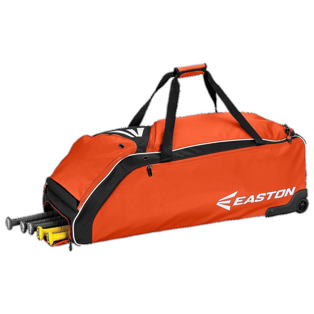 Easton E610W Wheeled Bag / Orange